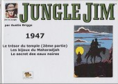 Jungle Jim (Jim la jungle) -1947- Strips hebdomadaires 1947