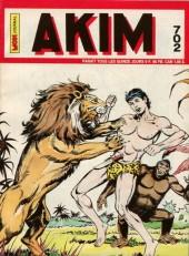 Akim (1re série) -702- Les lions fous