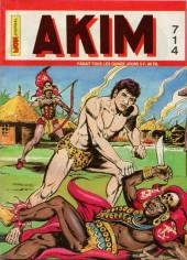 Akim (1re série) -714- La vengeance des dieux