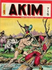 Akim (1re série) -715- Celui que l'on croyait mort