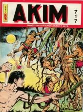 Akim (1re série) -717- Les lianes serpents
