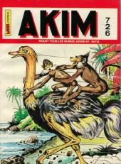 Akim (1re série) -726- Les déserteurs
