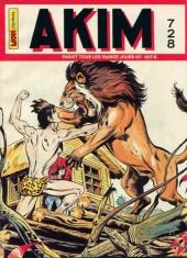 Akim (1re série) -728- Les démons des ténèbres