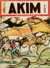 Akim (1re série) -733- L'invasion des oiseaux-serpents