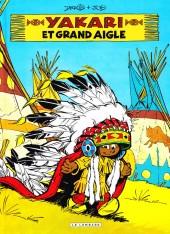 Yakari -1Été- Yakari et Grand Aigle