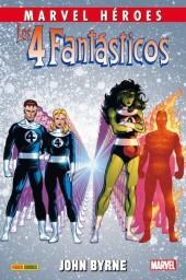 Marvel Héroes -61- Los 4 Fantásticos de John Byrne 3