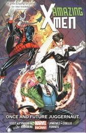 Amazing X-Men (2014) -INT03- Once and future juggernaut
