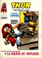 Thor (Vol.1) -7- La Cólera de Replicus