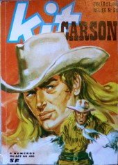 Kit Carson -Rec65- Collection reliée N°65 (du n°447 au n°450)