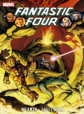 Fantastic Four (1961) -INT- Fantastic Four by Jonathan Hickman - Vol. 2