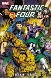 Fantastic Four (1961) -INT- Fantastic Four by Jonathan Hickman - Vol. 3