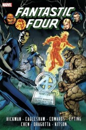 Fantastic Four (1961) -INT- Fantastic Four by Jonathan Hickman - Vol. 4