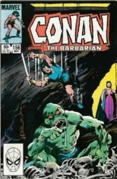 Conan the Barbarian Vol 1 (Marvel - 1970) -156- The curse!