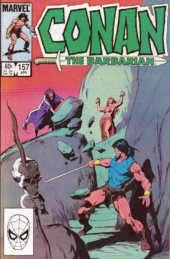 Conan the Barbarian Vol 1 (Marvel - 1970) -157- The wizard