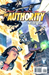 Authority (The) (2006) -9- Punch drunk!