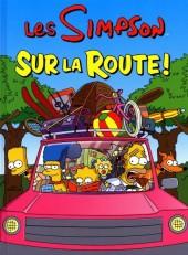 Les simpson (Jungle !) -22FL- Sur la route !