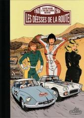 Les enquêtes auto de Margot -2TL- Les déesses de la route
