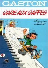 Gaston (2009) -6Été2015- Gare aux gaffes