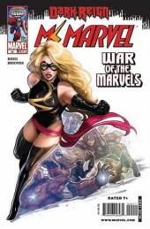 Ms. Marvel (2006) -45- Chapter 4: variations in tactics