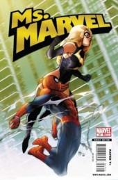 Ms. Marvel (2006) -47- The amazing spider-date