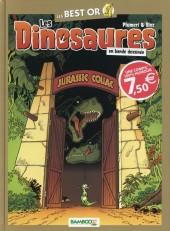 Les dinosaures en bande dessinée -BO- Jurassic Couac