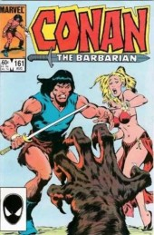 Conan the Barbarian Vol 1 (Marvel - 1970) -161- House of skulls!
