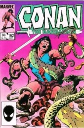 Conan the Barbarian Vol 1 (Marvel - 1970) -162- Destroyer in the flame