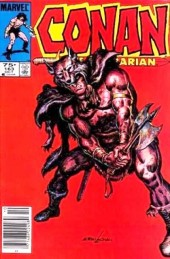 Conan the Barbarian Vol 1 (Marvel - 1970) -163- Cavern of the vines of doom!