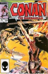 Conan the Barbarian Vol 1 (Marvel - 1970) -164- The jeweled sword of Tem
