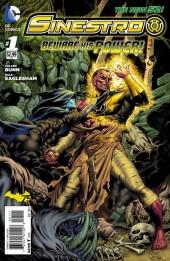 Sinestro (2014) -1- Blackest Day, Brightest Night