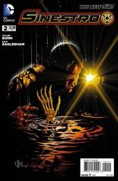 Sinestro (2014) -2- Necropolis