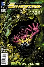 Sinestro (2014) -3- Heresy of Fear