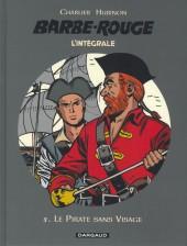 Barbe-Rouge (L'intégrale - Nouvelle édition) -5- Le Pirate sans Visage