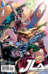 Justice League of America (2015) -1- Power And Glory - Part One