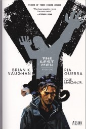 Y: The Last Man (The deluxe edition) (2008) -INT1a- Book 0ne