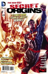 Secret Origins (2014) -1- Superman Secret origins