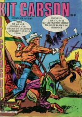 Kit Carson -544- Un homme en déroute