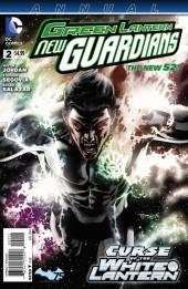 Green Lantern: New Guardians (DC Comics - 2011) -AN02- Life/Not Life