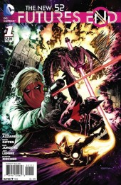 New 52 (The): Futures End (2014) -1- Issue 1