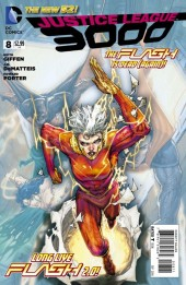 Justice League 3000 (2014) -8- Turning Point !