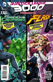 Justice League 3000 (2014) -9- Breakout ! Need For Speed