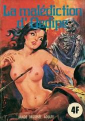 Série Jaune (Elvifrance) -32- La malédiction d'Œdipe