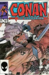 Conan the Barbarian Vol 1 (Marvel - 1970) -167- The creature from time's dawn!
