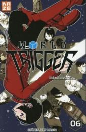 World Trigger -6- Tome 6