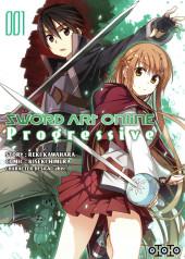 Sword Art Online - Progressive -1- Tome 1