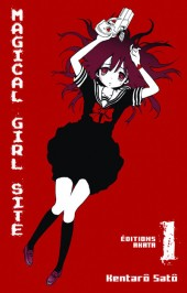 Magical Girl Site -1- Tome 1
