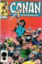 Conan the Barbarian Vol 1 (Marvel - 1970) -171- Barbarian death song