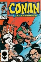 Conan the Barbarian Vol 1 (Marvel - 1970) -172- Reavers in the borderland