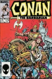 Conan the Barbarian Vol 1 (Marvel - 1970) -173- Honor among thieves!