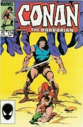 Conan the Barbarian Vol 1 (Marvel - 1970) -174- Children of the night